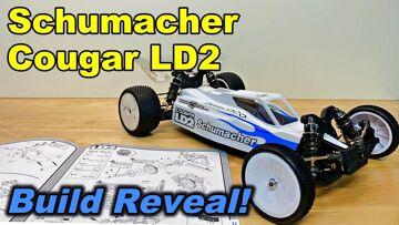 Schumacher Cougar LD2 Examen de la construction