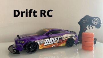 RC DRIFT CAR REVIEW (MUSTANG DRIFT)