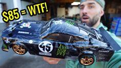 Nevjerojatna $85 HOONIGAN DRIFT AUTOMOBIL! Kako je to moguće?