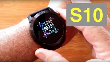 SENBONO S10 IP68 Waterproof Multi-Function Blood Pressure Sports Smartwatch: Unboxing and 1st Look