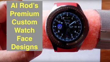 Latest Info: LEMFO LEM9, MAKIBES M3, KOSPET OPTIMUS PRO Smartwatches PLUS Premium Faces from Al Rod!