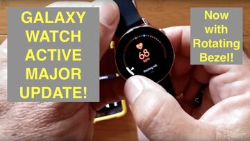 """MAJOR """"WATCH ACTIVE"""" One Ui 1.5 UPDATE: Do not buy the Galaxy Watch Active 2 yet! Watch THIS VIDEO!"""