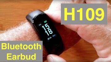BILIKAY H109 Combo Smart Bracelet / Earphone, Blood Pressure, Fitness Tracker: Unboxing and 1st Look