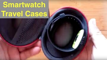 VARIO Smartwatch Travel Case and Custom Bands/Straps – Revive & Refresh your Wearable