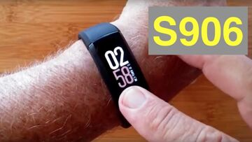 S906 GPS Tracking IP68 Waterproof Sports Smart Bracelet Smartwatch for $30: Unboxing and 1st Look