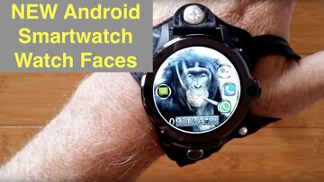 New Android Watch Faces with Active Complications and Animation (Plus a Surprise!)