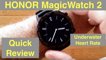 HUAWEI Honor MagicWatch 2 5ATM Waterproof 46mm GPS Advanced Fitness Smartwatch: Quick Overview
