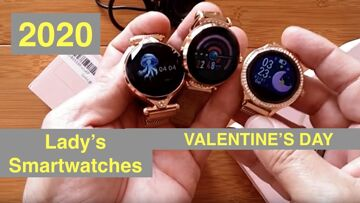 Mrs. Ticks Picks 2020: Women's Valentine's Smartwatches for the Ladies – Android, Fitness, Fashion