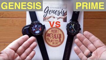 Kronos Blade GENESIS vs Kospet PRIME (aka AllCall AWATCH GT) Part 2: Battery Life & Wrist Twists