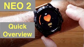 ZEBLAZE NEO 2 IP67 Waterproof Bluetooth 5.0 Premium Smartwatch: Quick Overview