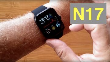 RUNDOING N17 Ultra-Thin Multi-Sport Blood Pressure IP68 Smartwatch: Unboxing and 1st Look