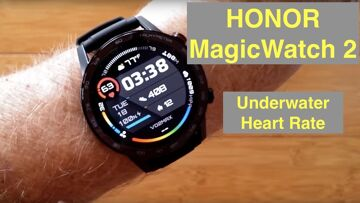 HUAWEI Honor MagicWatch 2 5ATM Waterproof 46mm GPS Advanced Fitness Smartwatch: Unboxing & 1st Look