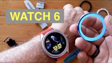LEMONDA WATCH 6 IP67 Waterproof DIY Changeable Straps/Bezels Sports Smartwatch: Unboxing & 1st Look