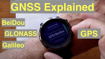 Global Navigation Satellite (GNSS) Options Explained for AMAZFIT STRATOS 3 Sports Fitness Smartwatch