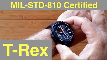 XIAOMI AMAZFIT T-Rex 5ATM Waterproof Rugged MIL-STD-810 Sports Fitness Smartwatch: Unbox & 1st Look
