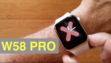 """W58 PRO Temperature & Immune Monitoring """"Always On"""" Display Health Bracelet: Unboxing and 1st Look"""