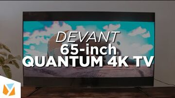 "TCL, Android TV, Hisense, Television set, Roku, VIZIO, 4K resolution, Sony Devant QUHV03 SMART QUANTUM 65"" 4K TV: Home Essential"