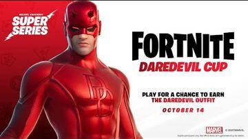 Fortnite, Epic Games, Daredevil, Battle royale game How To Get The DAREDEVIL Skin For FREE In Fortnite! (Daredevil Cup Date & Information)