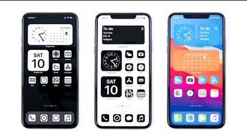 iPhone, iOS, Home screen, Apple 14 iPhone Homescreen frei personalisieren | So einfach geht's!