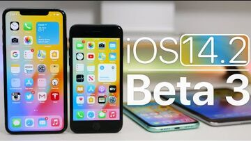 Apple, iPhone, iPad 3 OS 14.2 Beta 3 is Out! – What's New?