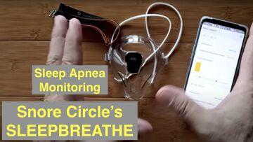 Snore Circle's SLEEPBREATHE Comprehensive at-home Sleep Breathing/Apnea Monitor: Full Review