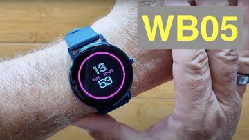 CORN WB05 Bluetooth Call 90 Days Standby IP67 Waterproof 390X390 AMOLED Smartwatch: Unbox & 1st Look