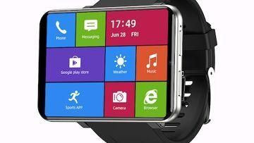 Ticwris Max 4G Smart Watch Phone Android 7.1 MTK6739 Quad Core 3GB / 32GB Smartwatch Heart Rate Pedometer IP67 Waterproof