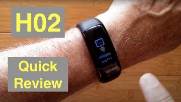 Bakeey H02 Smartwatch/Band ALL THIS: ECG/Pulse/BP/HRV/Sleep Apnea/SpO2/More: Quick Overview