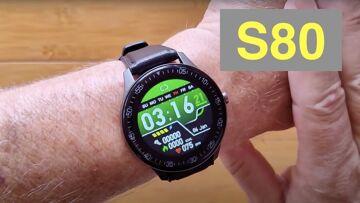 SENBONO S80 IP67 Waterproof Bluetooth 5.0 Blood Pressure Premium Sports Smartwatch: Unbox & 1st Look
