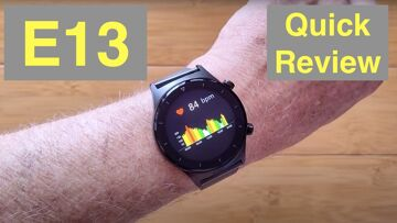 COCIFIT E13 with 25 Day Battery 24 Sport Modes Health Fitness Smartwatch: Quick Overview