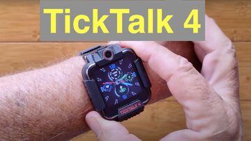 TickTalk 4 Voice+Video+Text+MusicStream GPS 4G Tracking Senior's/Kid's Smartwatch: Unbox & 1st Look