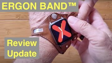 ERGON BAND™ Revisited: The First ERGONOMIC Revolutionary Watch Band you Wear around your Thumb 👍