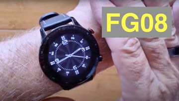 Bakeey FG08 Bluetooth Calling Music Storage IP68 Waterproof Sports Smartwatch: Unboxing and 1st Look