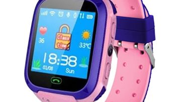 Z5 Children Watch Phone Touch Screen GPS Intelligent Positioning Waterproof Smartwatch