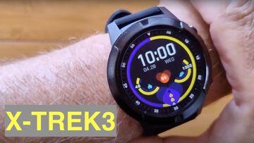 NORTH EDGE X-TREK3 Outdoor IP67 Waterproof GPS Health/Sports Fitness Smartwatch: Unboxing & 1st Look