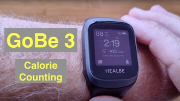 HEALBE GoBe3 Smartwatch Track Calorie Intake, Hydration, Heart Rate, Stress & More: Unbox & 1st Look
