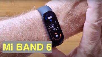 XIAOMI MI BAND 6 AMOLED Screen IP68/5ATM Waterproof SpO2 Fitness Band: Unboxing and 1st Look