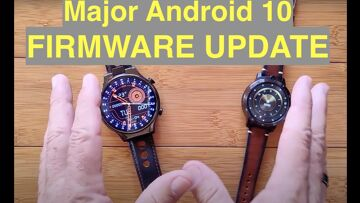 Android 10 FIRMWARE UPDATES: D09 (Prime 2) and Z32 Pro (LEM12 Pro) – Full Android Watch (FAW) Style