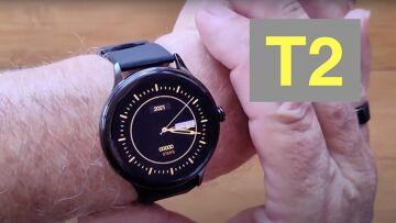 Toleda T2 AMOLED 390x390Screen IP65Waterproof Bluetooth5 Health Fitness Smartwatch: Unbox & 1st Look