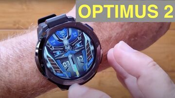 KOSPET OPTIMUS 2 Flagship Android 10 12MP Camera SpO2 Reading New Tech Smartwatch: Unbox & 1st Look