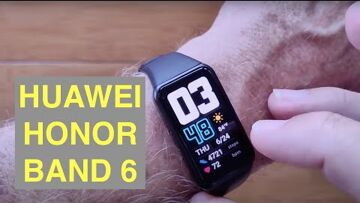 HUAWEI Honor Band 6 IP68 5ATM Waterproof Advanced Fitness Bracelet: Unboxing and 1st Look