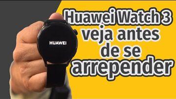 Huawei Watch 3: nem tudo o que reluz é ouro… 😕 [Análise / REVIEW PT]