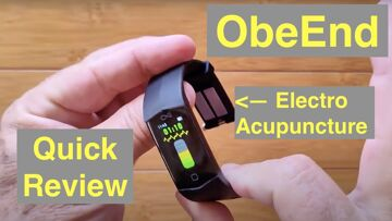 ObeEnd Weight Loss Wristband using TENS and Electro Acupuncture Technology: Quick Overview
