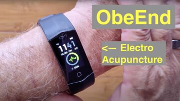 ObeEnd Weight Loss Wristband using TENS and Electro Acupuncture Technology: Unboxing and 1st Look
