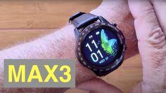 SENBONO MAX3 IP67 Bluetooth 5 Calling 128MB Music Blood Pressure Sports Smartwatch: Unbox & 1st Look