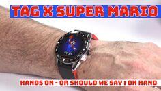 TAG Heuer Super Mario Connected Smartwatch