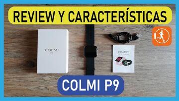 ⌚Smartwatch COLMI P9 | Review & Características 2021✅