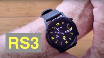 XIAOMI YOUPIN HAYLOU RS3 (LS04) 5ATM Waterproof BT5 Sports Fitness Smartwatch: Unboxing and 1st Look