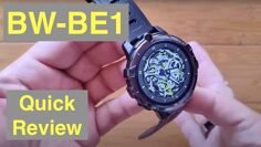 BlitzWolf BW-BE1 4G 3GB/32GB Dual Cameras Traditional Android 7.1 Smartwatch: Quick Overview