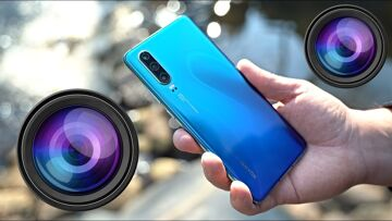 Huawei P30 Review – Better Than the P30 Pro?
